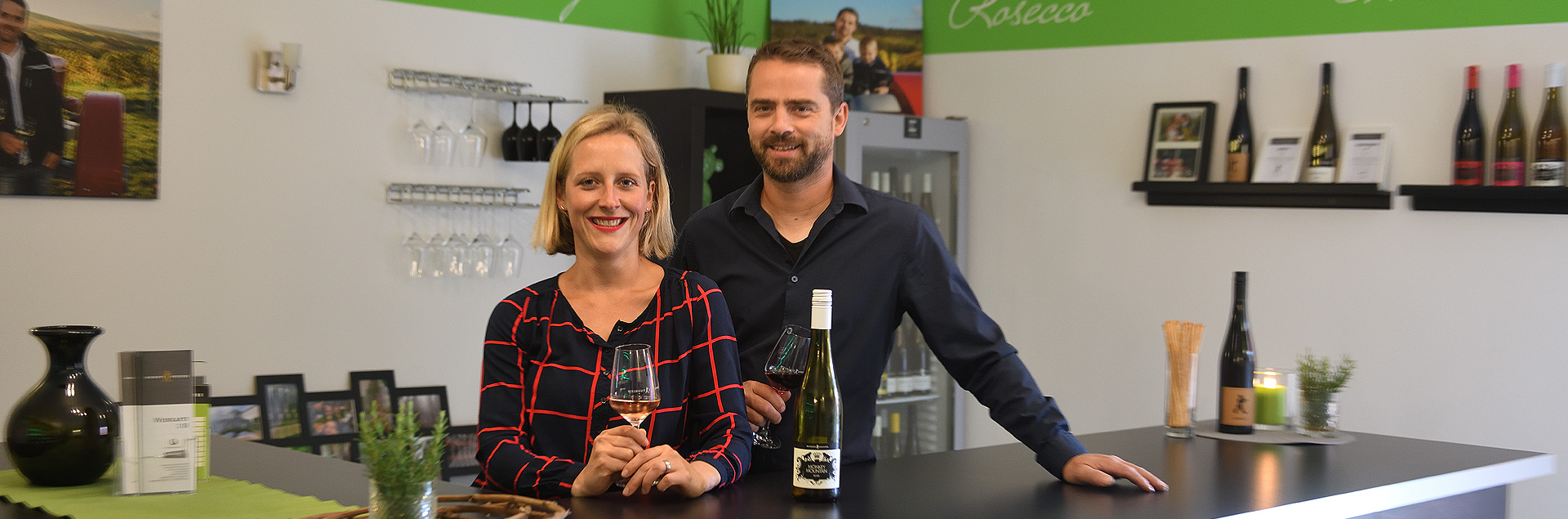 Weingut Pfeiffer in Gau-Algesheim